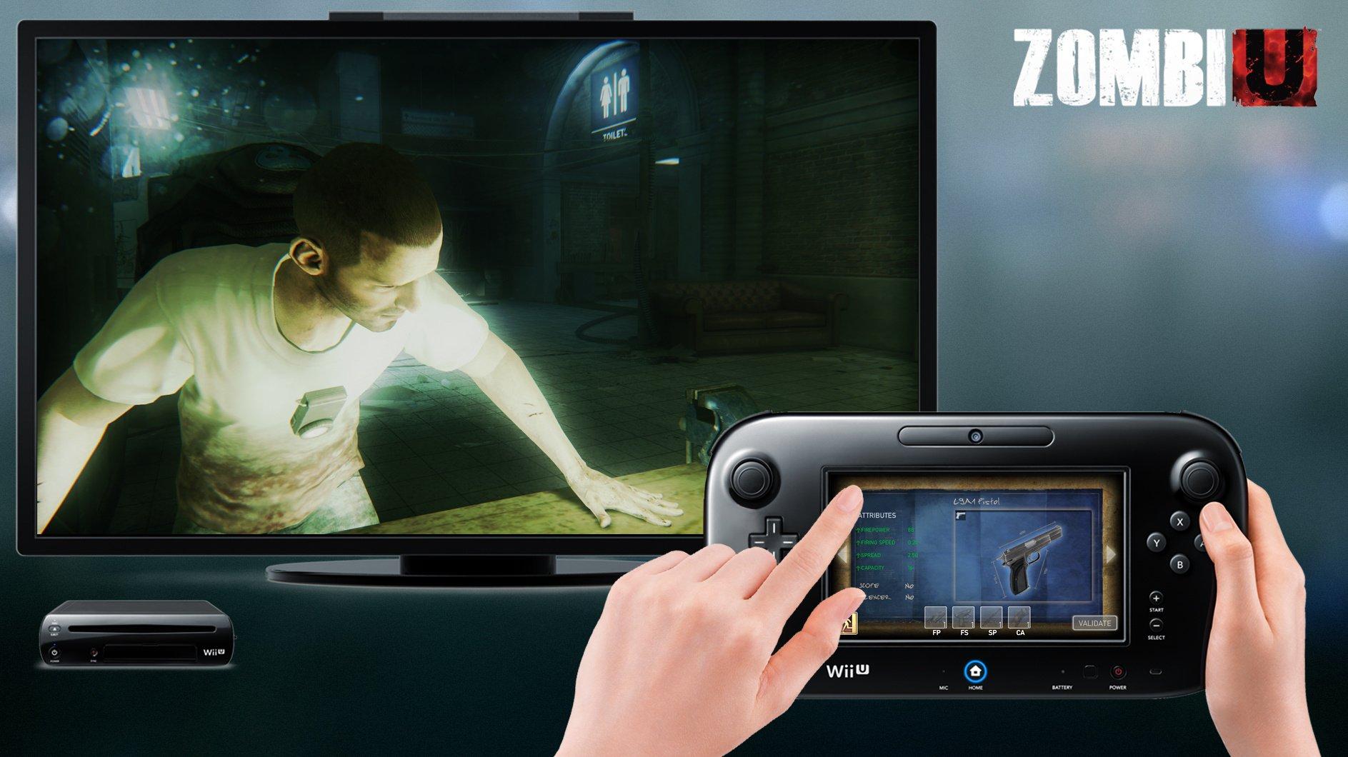 Wii U Game Trailer : Zombiu wii u news reviews trailer screenshots