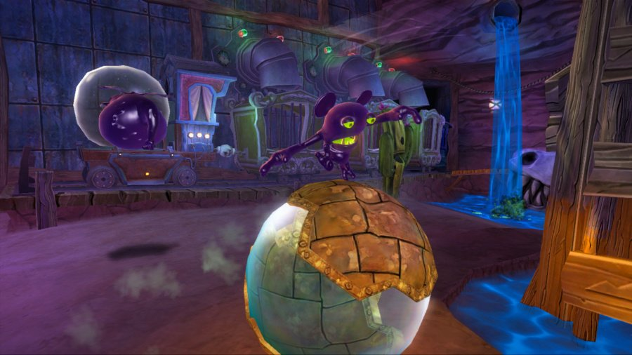 Disney Epic Mickey 2: The Power of Two Review - Screenshot 1 of 3