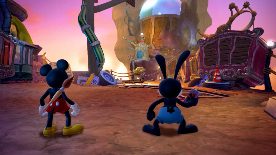 Disney Epic Mickey 2: The Power of Two Review - Screenshot 4 of 4
