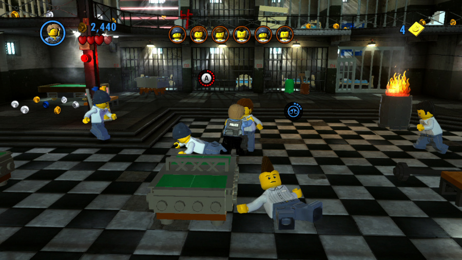 LEGO City: Undercover Review - Screenshot 4 of 8