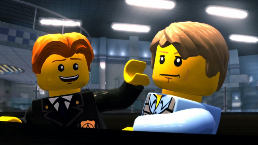 LEGO City: Undercover Review - Screenshot 5 of 8