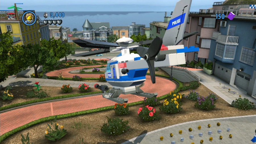 LEGO City: Undercover Review - Screenshot 7 of 8