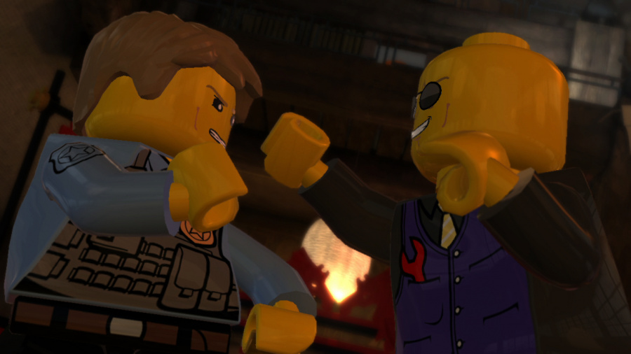 LEGO City: Undercover Review - Screenshot 2 of 8
