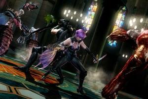 Ninja Gaiden 3: Razor's Edge Screenshot