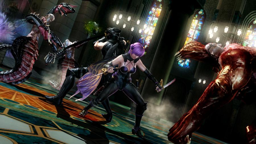 Ninja Gaiden 3: Razor's Edge Review - Screenshot 1 of 5