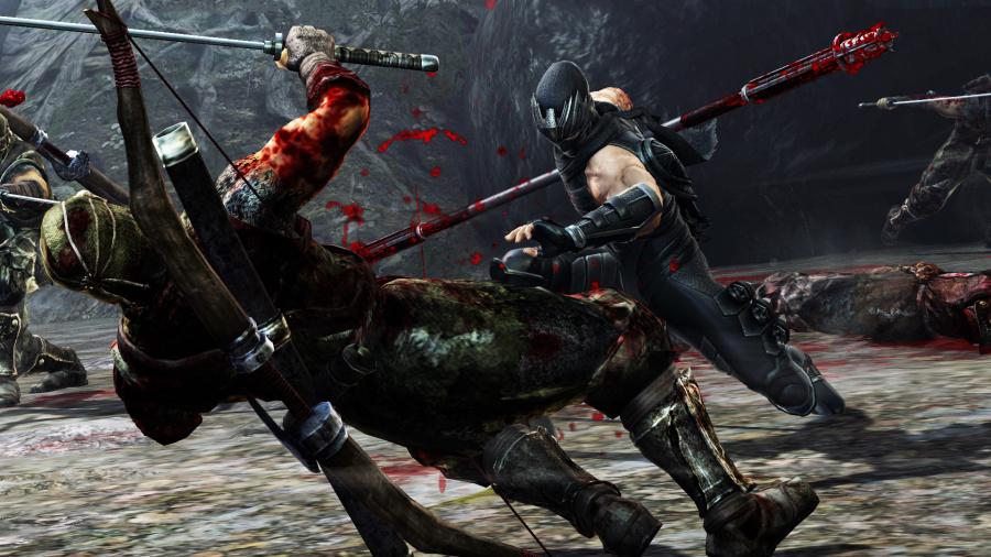 Ninja Gaiden 3: Razor's Edge Review - Screenshot 5 of 5