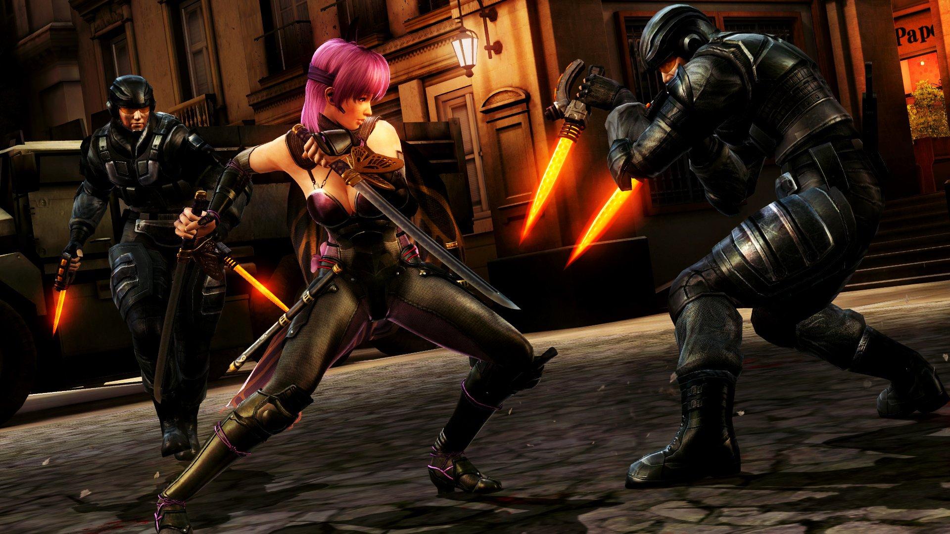 Ninja Gaiden 3: Razor's Edge (Wii U) Game Profile