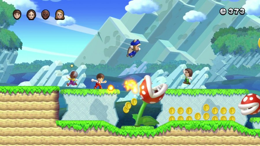 New Super Mario Bros. U Review - Screenshot 3 of 6
