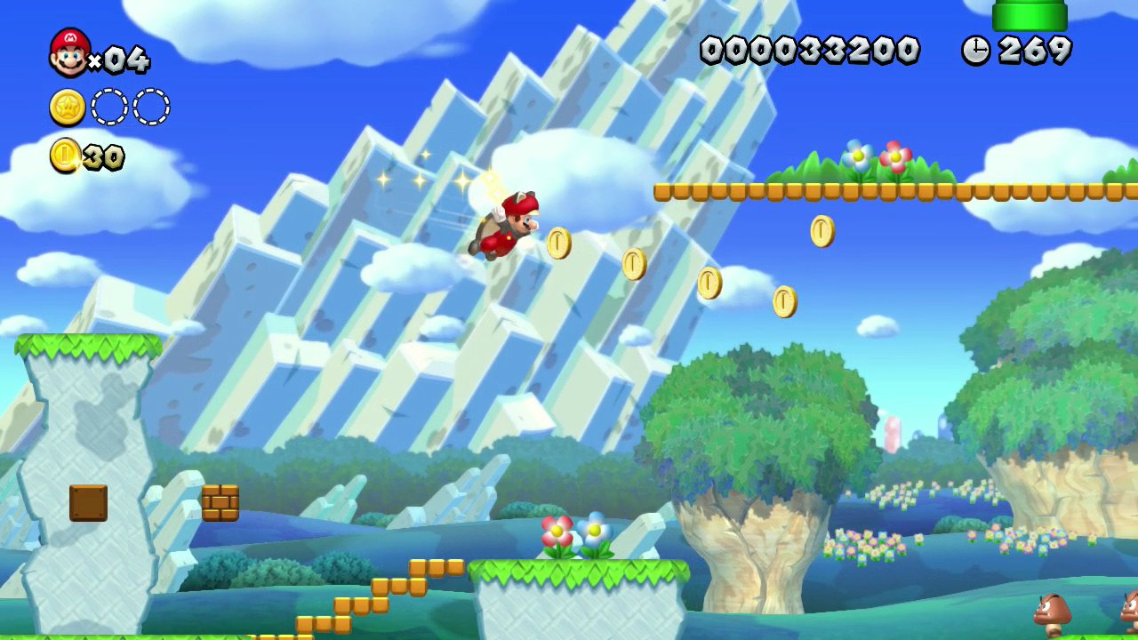 U With Wii Games 2 : New super mario bros u wii news reviews trailer