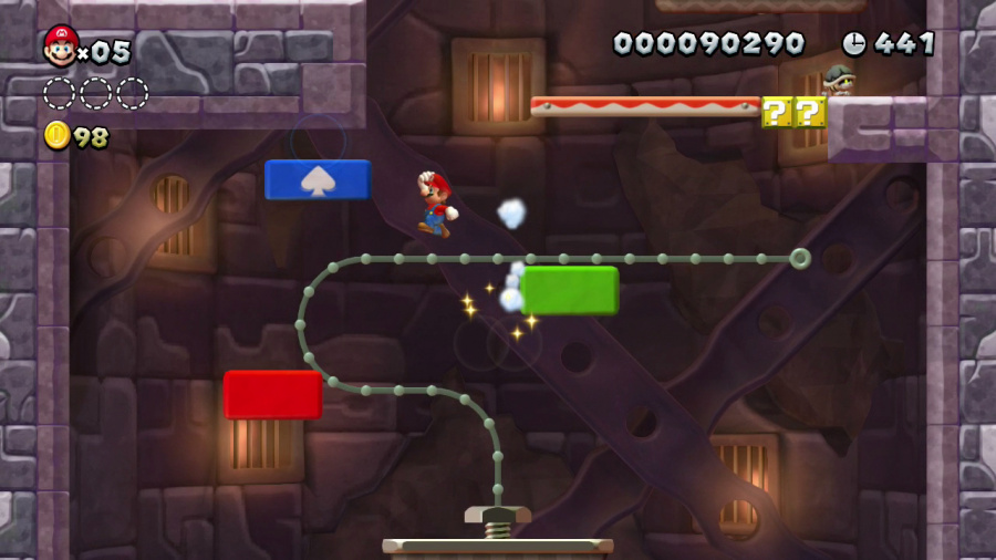 New Super Mario Bros. U Review - Screenshot 1 of 6