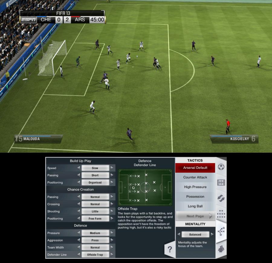 FIFA 13 Review - Screenshot 1 of 4
