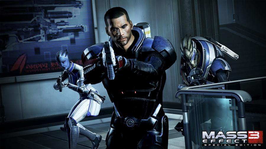 Mass Effect 3 Review - Screenshot 1 of 5