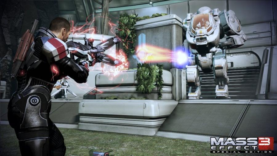 Mass Effect 3 Review - Screenshot 1 of 6