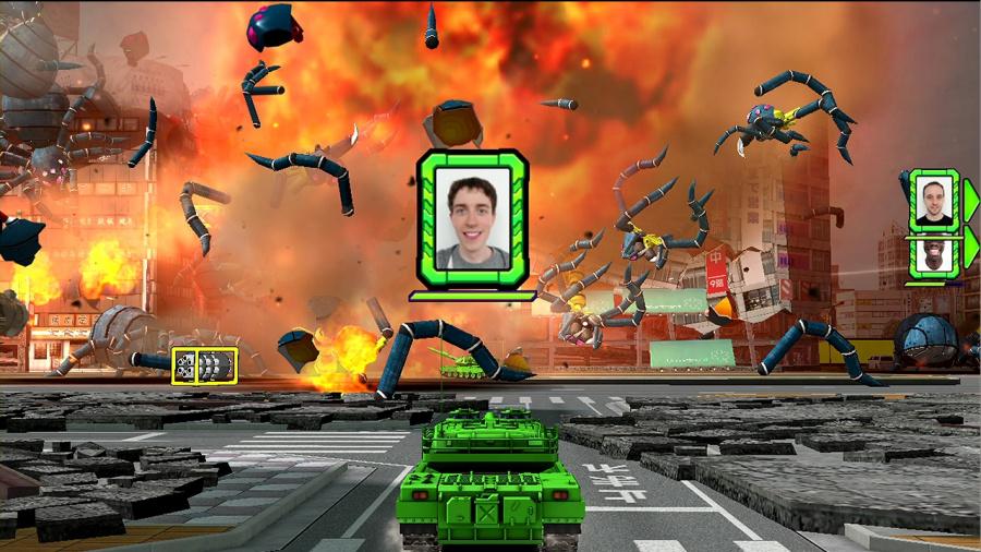 Tank! Tank! Tank! Review - Screenshot 4 of 4