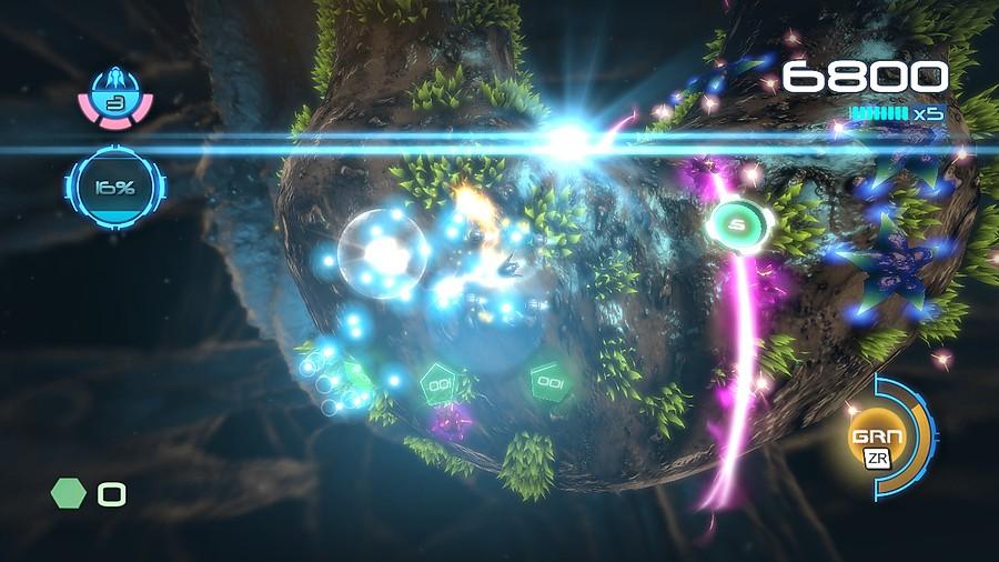 Nano Assault Neo Screenshot