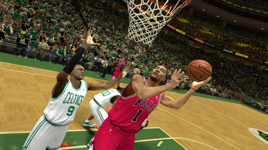 NBA 2K13 Review - Screenshot 4 of 5