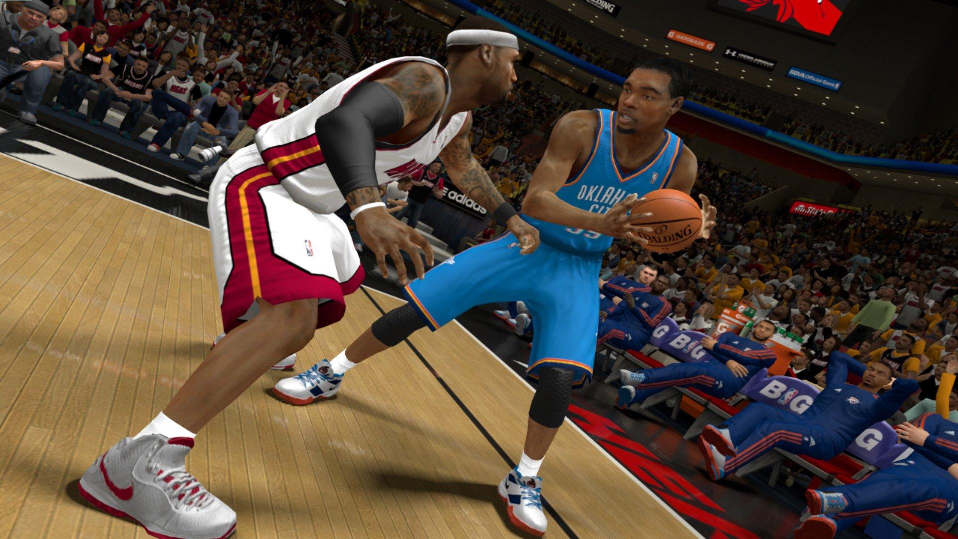 NBA 2K13 (Wii U) Game Profile | News, Reviews, Videos ...