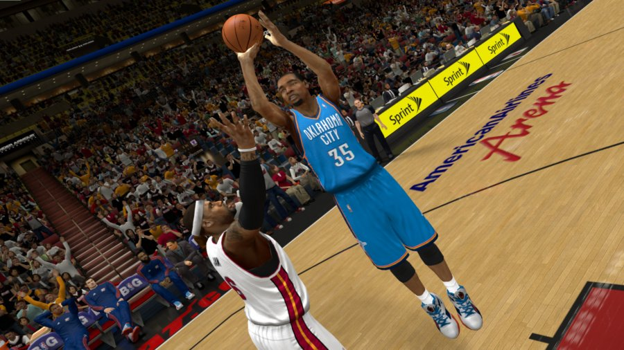 NBA 2K13 Review - Screenshot 2 of 5