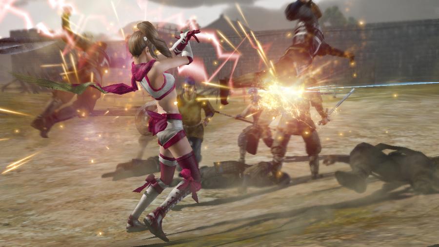 Warriors Orochi 3 Hyper Review - Screenshot 3 of 4