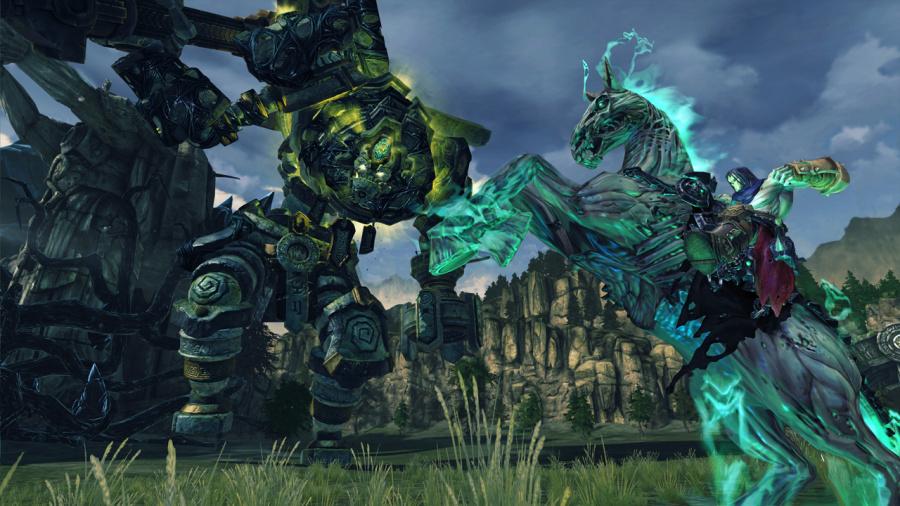 Darksiders II Review - Screenshot 1 of 6