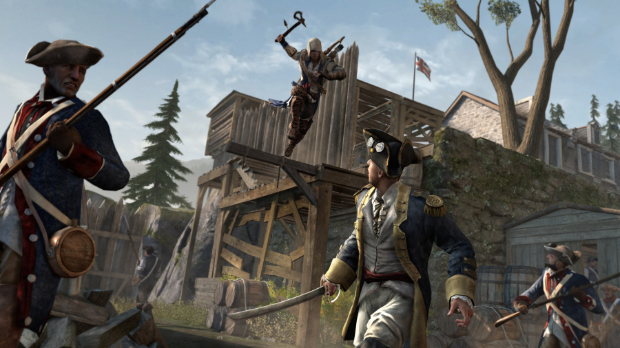 Assassin's Creed III Review - Screenshot 4 of 7