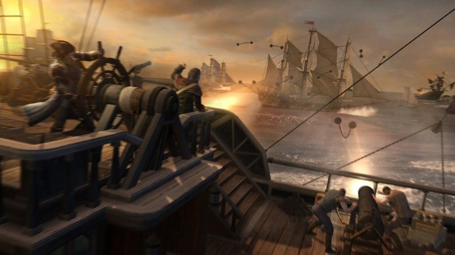 ACIII Naval Chesapeake Chain Shot SCREENSHOT