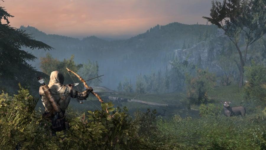 ACIII Frontier Bow Hunting SCREENSHOT