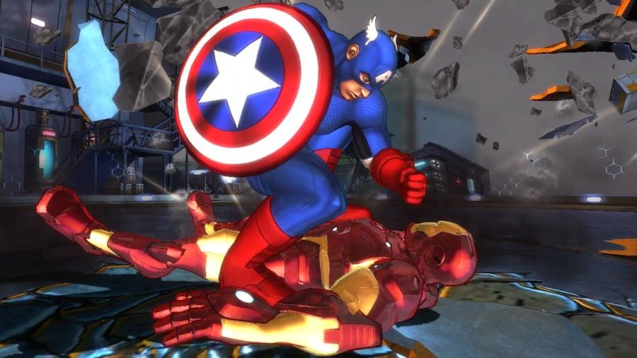 Marvel Avengers: Battle for Earth Review - Screenshot 4 of 5