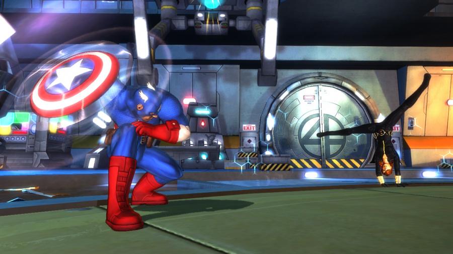 Marvel Avengers: Battle for Earth Review - Screenshot 2 of 5