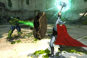 Marvel Avengers: Battle for Earth Screenshot