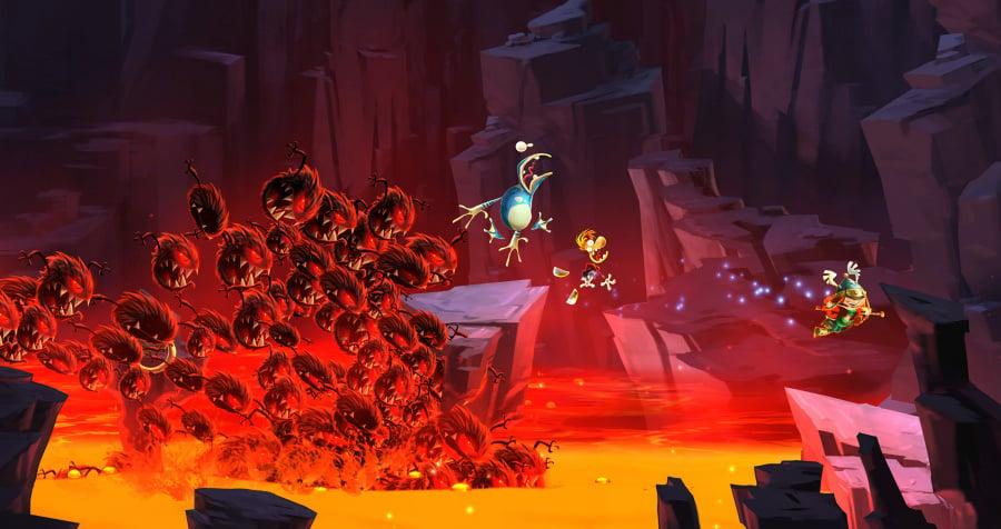 Rayman Legends Review - Screenshot 3 of 8