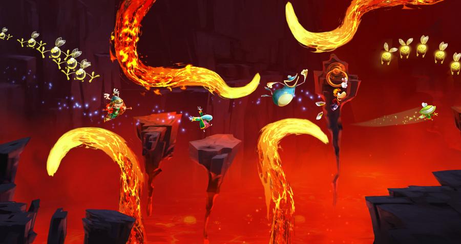 Rayman Legends Review - Screenshot 2 of 8