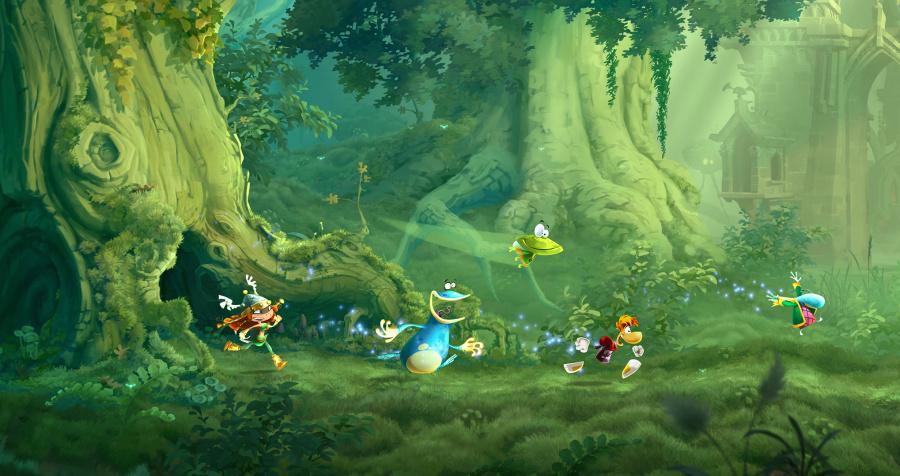 Rayman Legends Review - Screenshot 5 of 8