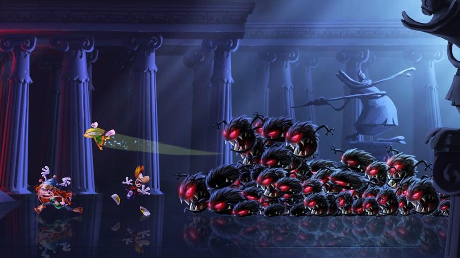 Rayman Legends Review - Screenshot 7 of 8