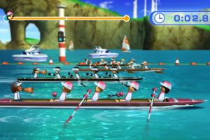 Wii Fit U Screenshot