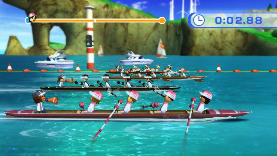 Wii Fit U Review - Screenshot 5 of 5