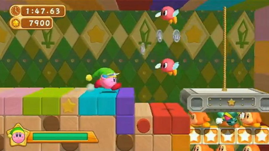 Kirby's Dream Collection: Special Edition Review - Screenshot 1 of 3