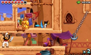 Disney Epic Mickey: Power of Illusion Review - Screenshot 3 of 6