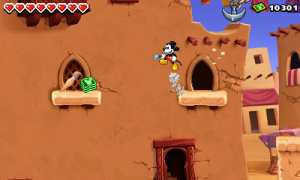 Disney Epic Mickey: Power of Illusion Review - Screenshot 2 of 6