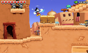 Disney Epic Mickey: Power of Illusion Review - Screenshot 5 of 6