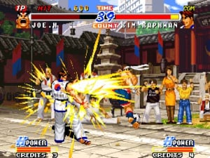 Real Bout Fatal Fury 2: The Newcomers Review - Screenshot 2 of 3