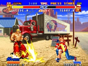 Real Bout Fatal Fury 2: The Newcomers Review - Screenshot 1 of 3