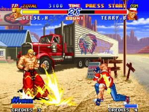 Real Bout Fatal Fury 2: The Newcomers Review - Screenshot 3 of 3
