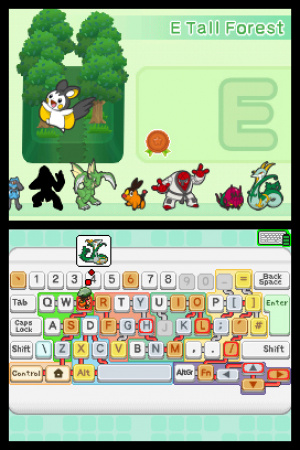 Learn With Pokémon: Typing Adventure Review - Screenshot 2 of 4