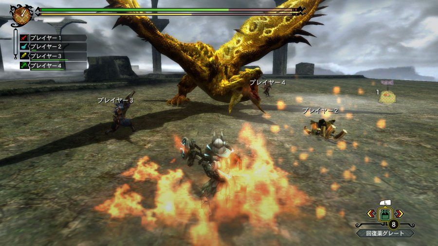 Review: Monster Hunter 3: Ultimate (Wii U) 900x