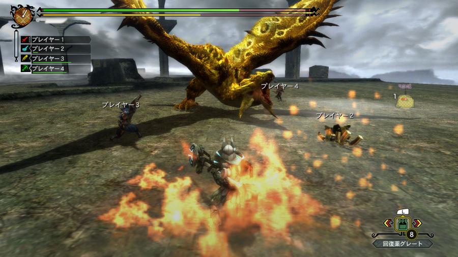 Monster Hunter 3 Ultimate Review - Screenshot 6 of 7
