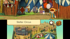 Professor Layton and the Miracle Mask Screenshot