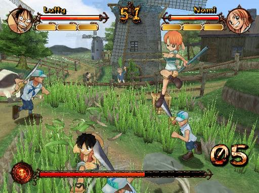 One Piece Grand Adventure (GCN / GameCube) Game Profile ...