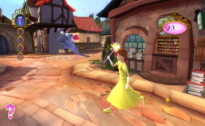 Disney Princess: My Fairytale Adventure Review - Screenshot 4 of 6