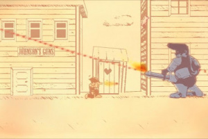 Gunman Clive Screenshot